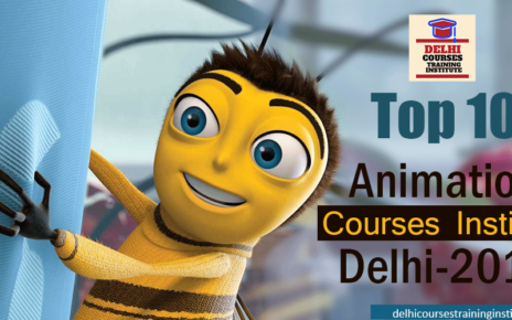 Top 10 Animation Courses Institutes in Delhi