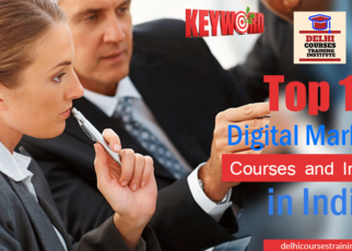 Top 10 Digital Marketing Courses and Institutes in India