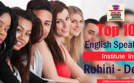 Top 10 English Speaking Institute in rohini