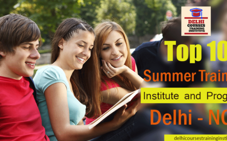 Top 10 Summer Training Institute and Programs Delhi NCR
